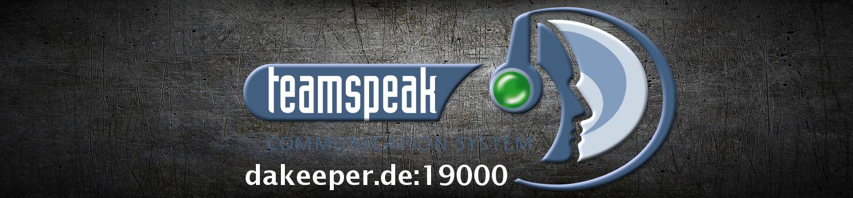 Community Teamspeak 3 Server